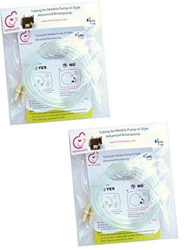 pump-in-style-tubing-x4-for-medela-pump-in-style-advanced-breastpump-replace-medela-tubing-medela-pu