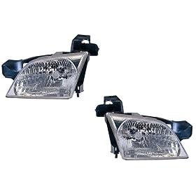 97 celica headlight assembly