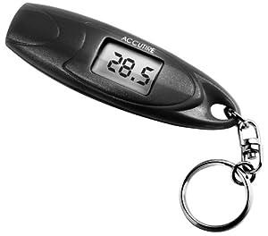 Accutire MS-4652B Digital Keychain Tire Gauge