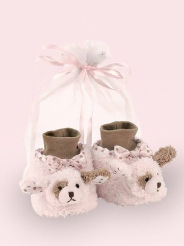 Wiggles Baby Booties From Bearington Baby (6-12Mos)