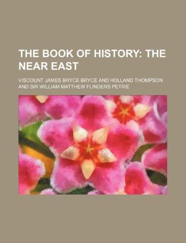 The Book of History;  The Near East
