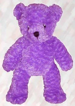 4148cBtmw7L Reviews Teenie Teddies Lavender Bear 7   Make Your Own Stuffed Animal Kit