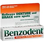 Benzodent Dental Pain Relieving Cream...