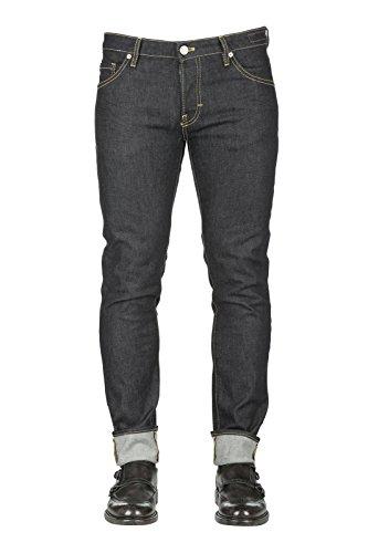 PT05 Pantaloni Uomo Jeans Skinny Britpop Denim Autunno Inverno Art 15B5-CA17 SC26 A16