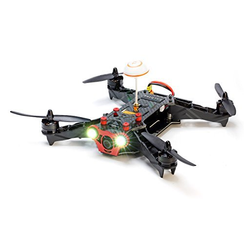 Eachine Racer 250 FPV Drone Built in 5.8G Transmitter OSD...