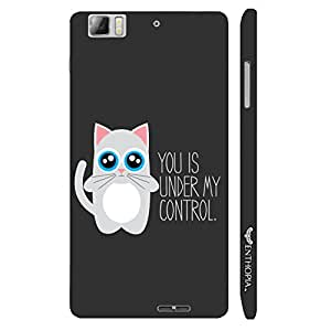 Lenovo K 900 Under My Control designer mobile hard shell case by Enthopia