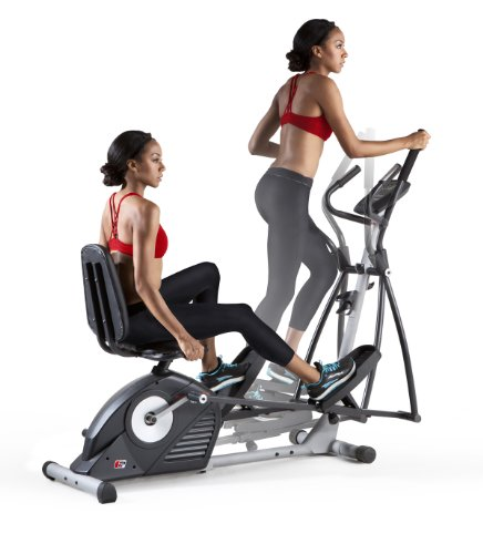 ProForm Hybrid Elliptical/Recumbent Bike Trainer