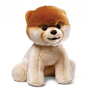 Gund Boo Plush Stuffed Dog Toy