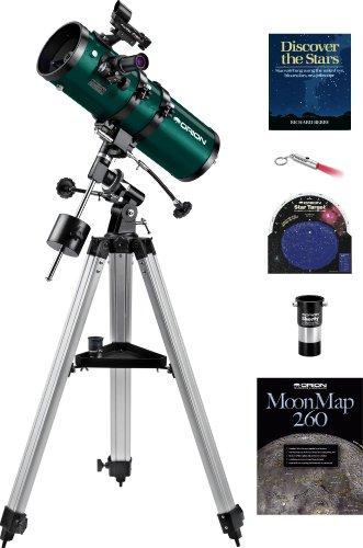 Orion Starblast 4.5 Eq Telescope & Beginner Barlow Kit