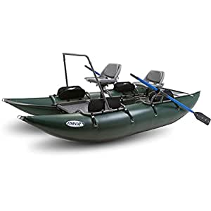 Outcast fish cat 13 pontoon boat 200 000328 for Fish cat pontoon