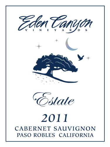 2011 Eden Canyon Vineyards Estate Cabernet Sauvignon 750 Ml