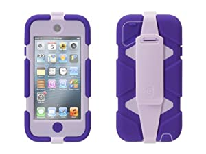 Griffin Survivor for iPod touch 5th gen. (Purple)