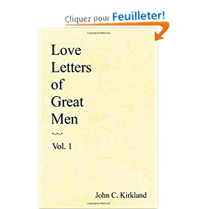 Love Letters Of Great Men And Women From The Eighteenth