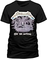 Probity Metallica Ride The Lightning Men's T-Shirt