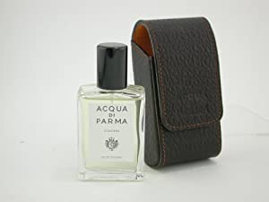 Acqua di Parma Leather Travel Spray - Colonia