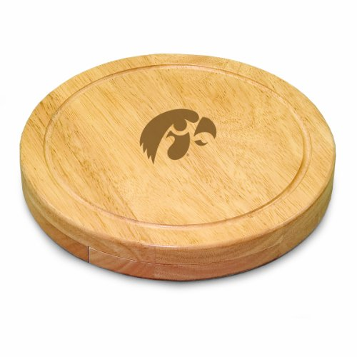Ncaa Iowa Hawkeyes Circo Cheese Set