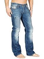 Mens Diesel Zatiny 0885W Bootcut Leg Jeans