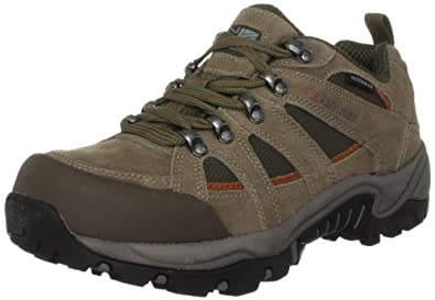 Karrimor Men's Bodmin Ii Low Weathertite Taupe/Burnt Copper Walking Shoe K302TBC151 7 UK