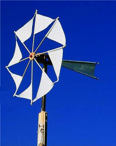 Kraul - Windrad Wirbelwind natur