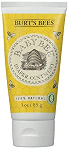 Burt's Bees Baby Bee 100% Natural Diaper Ointment, 3 Ounces from Burt's Bees