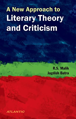W20l A New Approach To Literary Theory And Criticism By R S