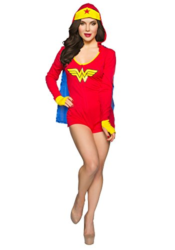 Undergirl DC Comics Wonder Woman Superhero Costume Romper