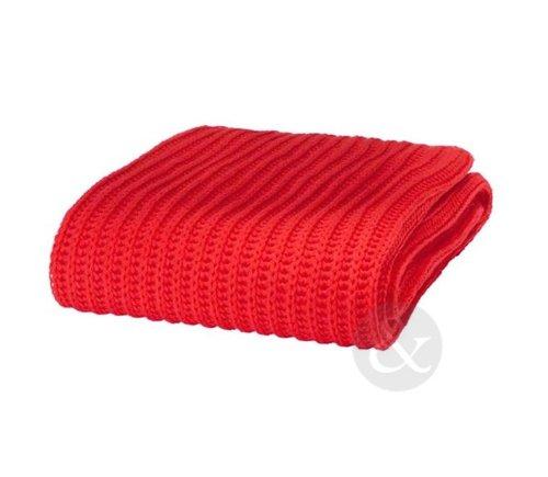 Prix des dessus de lit 16 for Jete de canape rouge