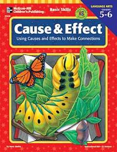 FRANK SCHAFFER PUBLICATIONS CAUSE & EFFECT GR. 5-6