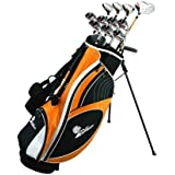 "Palm Springs Visa Golf Clubs Complete Package Set Graphite/Steel +1"" Longer"