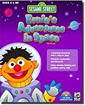 Sesame Street Ernie's Adventures in Space - PC - za53wwkf736