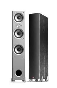 Polk Audio Monitor 60 AM6025-A 2-Way Floorstanding Speaker (Single, Black)