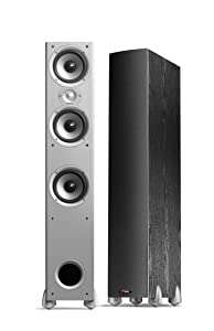 Polk Audio Monitor 60 AM6025-A 2-Way Floorstanding Speaker (Single, Black)
