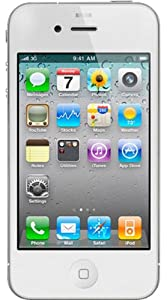Apple iPhone 4S 8GB Smartphone - on EE T-Mobile Orange Network - White