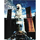 Hubble Rescue (Berthed in Endeavours Cargo Bay), Art Poster