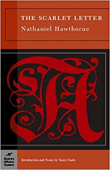 sin in the scarlet letter by nathaniel hawthorne essay The first being the introduction to the book or autobiographical essay that hawthorne the scarlet letter author: nathaniel hawthorne sin, where the.