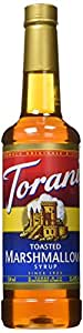 Torani Toasted Marshmallow Syrup, 750 ml