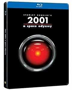 2001 Space Odyssey (SteelBook Edition) [Blu-ray]