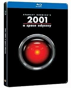 2001 Space Odyssey (SteelBook Edition) [Blu-ray]