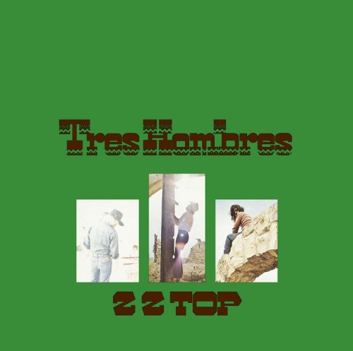 Original album cover of Tres Hombres by ZZ Top
