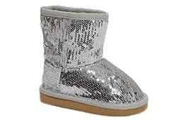 Kids Dazzle Boot Size:6