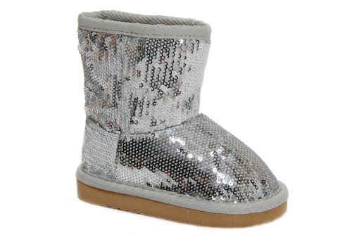 Kids Dazzle Boot Size:6 back-152327