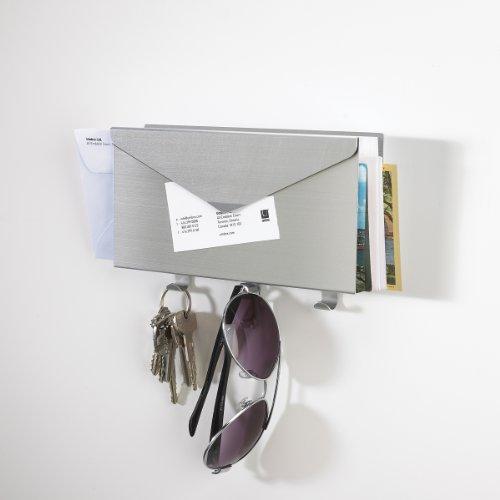 Umbra 318380 008 lettro organizer porta posta e - Portachiavi da parete ...
