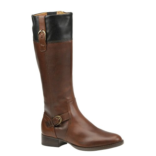 Women's Ariat 'York' Boot Brown/ Black Size 11 M