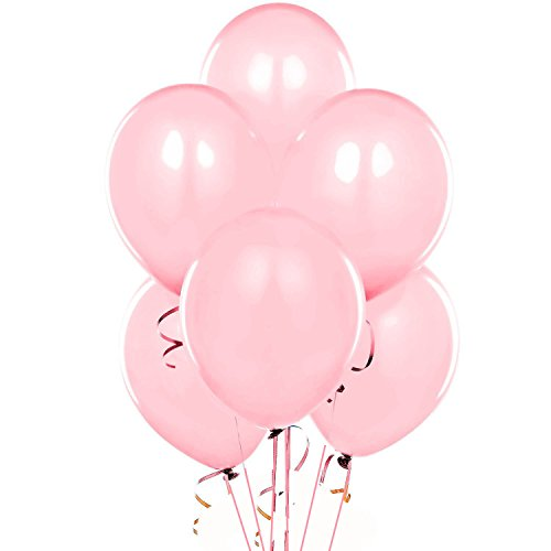 Pink Latex Balloons (2 dz) - 1