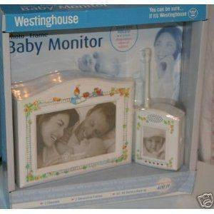 Westinghouse Photo Frame Baby Monitor