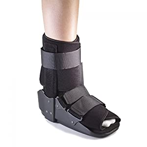 broken toe boot for fracture recovery s