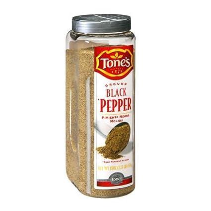 Ground Black Pepper Shaker Tone 39 s Ground Black Pepper