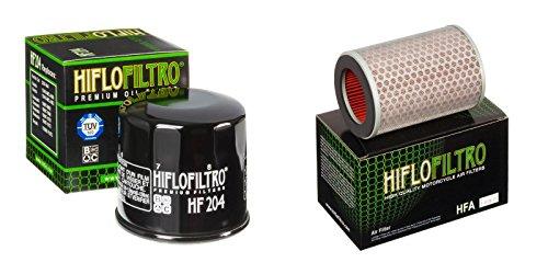 Oil and Air Filter Kit for HONDA CB600 F-3,4,5,6 Hornet 03-06 HIFLO FILTRO