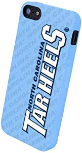 Buy Forever Collectibles NCAA North Carolina Tar Heels Silicone Apple iPhone 5 5S Case by Forever Collectibles
