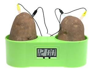 The Amazing Two Potato Clock